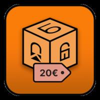 Locked Adventures Escape Rooms für zu Hause PDF Gutschein 20 Euro