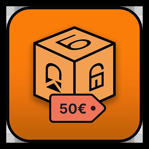 Locked Adventures Escape Rooms für zu Hause PDF Gutschein 50 Euro